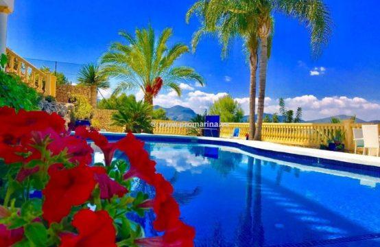 PRO1246A<br>Alquiler Vacacional de Espectacular Villa en Monte Pego