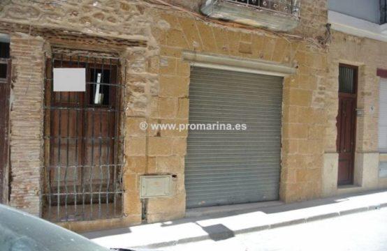PRO641A<br> Alquiler Local en casco antiguo