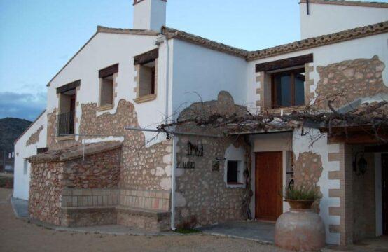 PRO1048<br>Finca rústica en perfecto estado ubicada en Bocairent