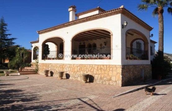 PRO311<br>Venta de preciosa Villa con vistas al Montgó y a la Sella