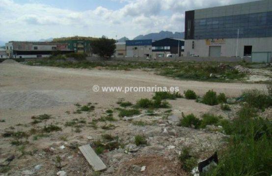 PRO273<br>Venta de Solar en el poligono industrial de Ondara.