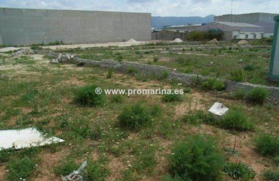 PRO274<br>Venta de Solar en el poligono industrial de Ondara.