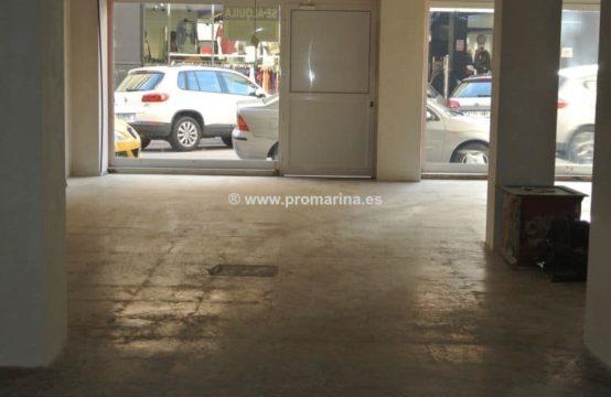 PRO1372A3<br>Alquiler de Local en Denia