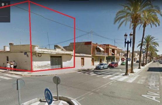 PRO1431<br>Venta de Solar Rafelbunyol &#8211;  Valencia