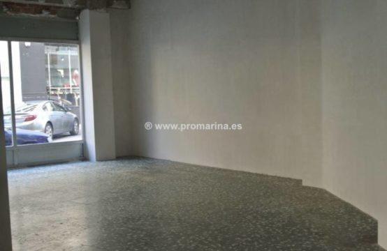 PRO1372A<br>Alquiler de Local en Denia