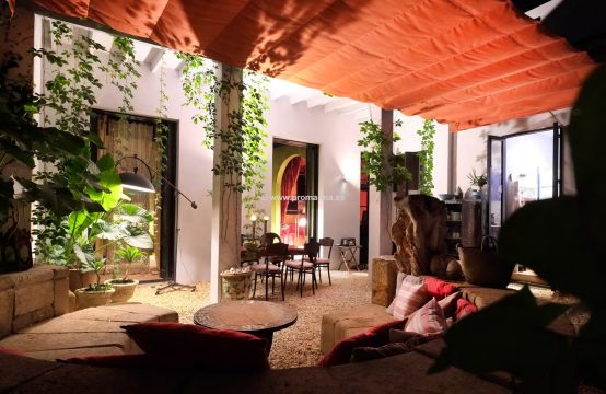 PRO1629<br>Maison luxueuse dans le centre de Denia (Costa &#8211&#x3B; Blanca &#8211&#x3B; Espagne)