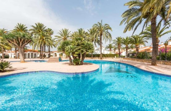 Super recently renovated apartment located 200 meters from the beach of Las Marina