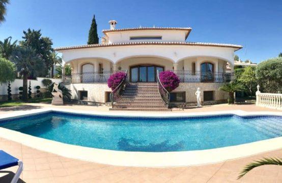 Villa de luxe dans la Marquesa VI de Denia.