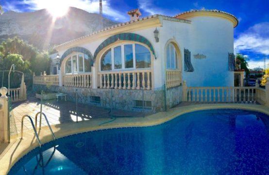 PRO1822<br>Villa exclusiva en Dénia en el Montgó