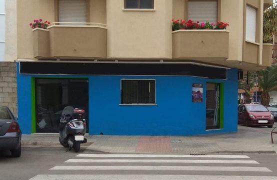 PRO1893A<br>Alquiler de local comercial en Dénia