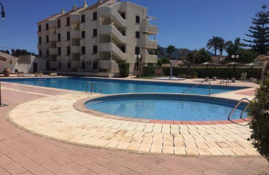 PRO1902AV<br>Apartamento bonito y confortable con piscina comunitaria