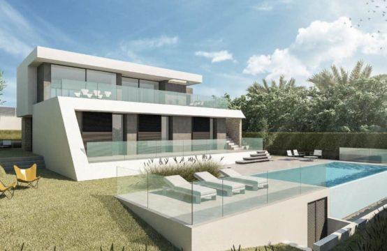 PRO1925C<br>Villa moderna en construcción enel corazón de la Costa Blanca