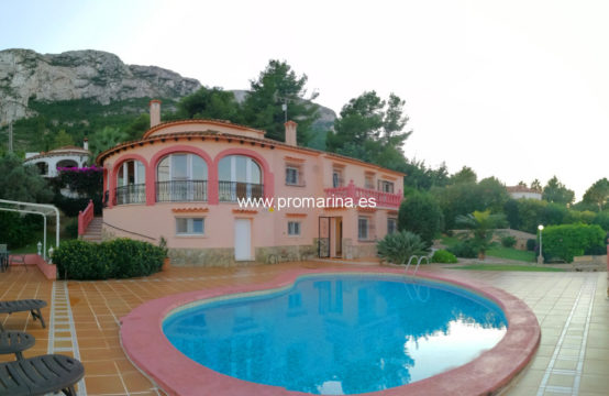 PRO173<br>Beautiful villa in El Montgo
