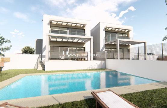 PRO2093C<br>Beautiful semi-detached house in Moraira