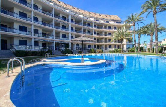 PRO2119<br>Ático en Las Marinas con vistas al mar y a sólo 500m del casco urbano