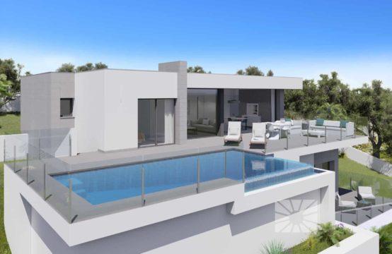 PRO2133<br>New construction villa in Cumbre del Sol