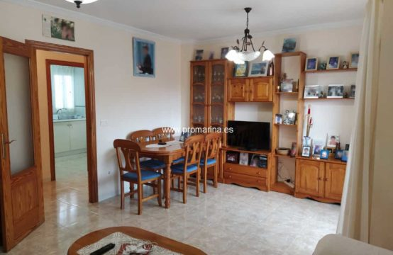 PRO2152<br>Luminoso piso de tres habitaciones con 2 plazas de garaje
