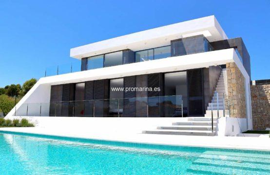 PRO2158C<br>Modern villa in the heart of the Costa Blanca