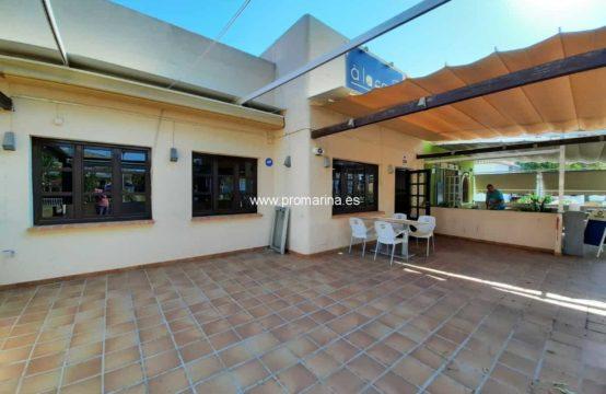 PRO2181<br>Restaurante a la venta en zona comercial de Las Marinas