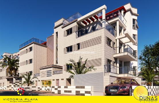 PRO2255<br>Neubau von Wohnungen in Oliva Nova