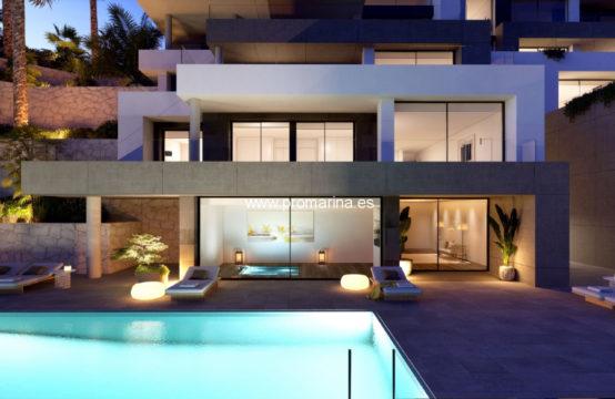 PRO2282<br>Promoción de apartamentos de lujo