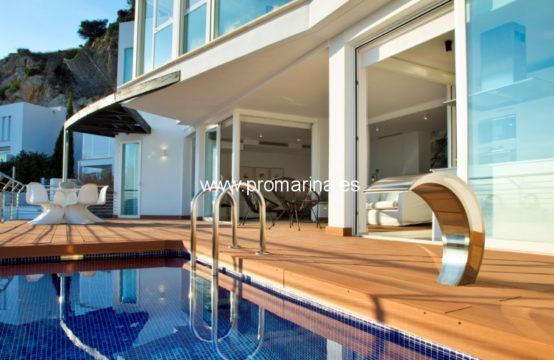 PRO2367<br>Impressive newly constructed villa in Altea