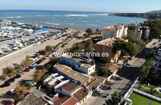 PRO2417<br>Building with project for Boutique Hotel in La Marineta