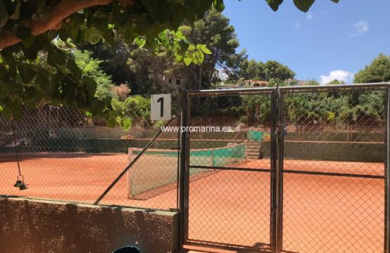 PRO2410<br>Tennis club on the Costa Blanca