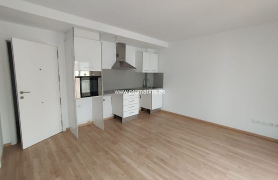 PRO2422<br>One bedroom flat in Javea centre