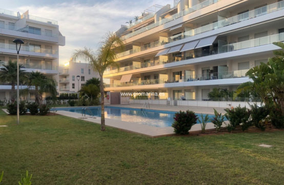 PRO2418<br>Apartamento bajo con amplia terraza en una de las mejores zonas de Dénia