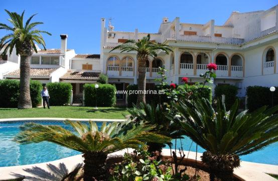 PRO2456<br>Charming flat in Denia almadrava area